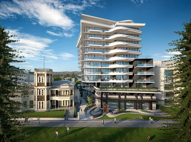 8 South Esplanade (EI8HT) - Apartments In Adelaide